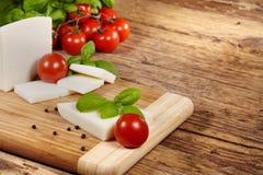 Scheda del formaggio immagini stock libere da diritti