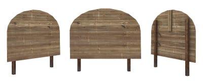 Scheda di legno 2 Immagine Stock Libera da Diritti