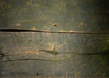 Scheda di legno anziana Fotografia Stock Libera da Diritti