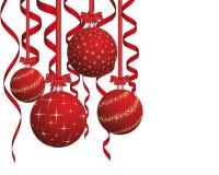 Scheda di natale (nuovo anno) Immagini Stock Libere da Diritti