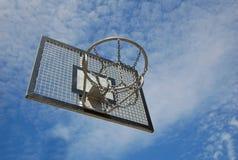 Scheda di pallacanestro Fotografia Stock