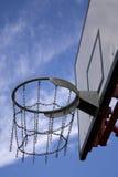 Scheda di pallacanestro Fotografie Stock Libere da Diritti
