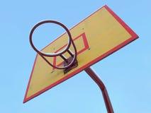 Scheda di pallacanestro dei bambini Immagine Stock Libera da Diritti