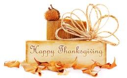 Scheda di ringraziamento