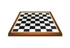 Scheda di scacchi vuota royalty illustrazione gratis