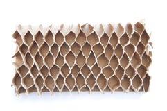 Scheda di scheda della polpa Fotografia Stock