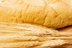 Scheda di taglio del pane Fotografia Stock Libera da Diritti