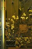 Scheda elettrica 2 Immagine Stock