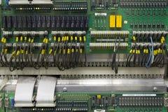 Scheda elettronica Fotografie Stock Libere da Diritti