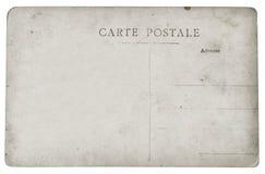 Scheda postale Fotografia Stock
