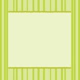 Scheda verde Illustrazione di Stock