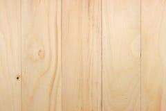 Schede del pino per la pavimentazione Fotografia Stock Libera da Diritti