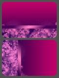 Schede del regalo Fotografia Stock
