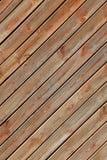 Schede di legno Immagini Stock