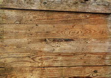 Schede di legno anziane immagini stock libere da diritti