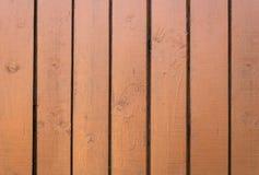 Schede di legno del Brown Struttura Fotografia Stock