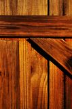 Schede di legno della rete fissa Immagine Stock Libera da Diritti