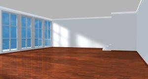 Schede di pavimento Fotografia Stock