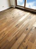 Schede di pavimento di legno della priorità bassa astratta Immagini Stock