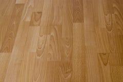 Schede di pavimento laminate Fotografia Stock