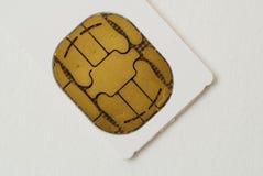 Schede di SIM Immagini Stock Libere da Diritti