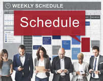 Schedule Organization Planning List To Do Concept Royalty Free Stock Photo
