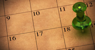 Schedule, setting appointment Royalty Free Stock Photos