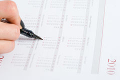 Scheduling Stock Photos