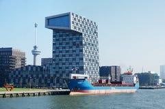 Scheepvaart en Transport College STC in Rotterdam Royalty Free Stock Images