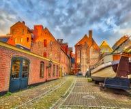 Scheepvaart museum Groningen arkivbilder