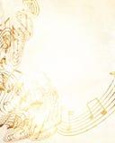 Scheet di musica illustrazione vettoriale