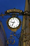 Scheffer, Σάλτζμπουργκ Στοκ εικόνες με δικαίωμα ελεύθερης χρήσης