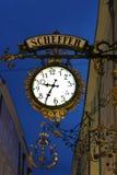 Scheffer, Salzburg Royalty-vrije Stock Afbeeldingen