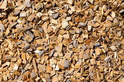 scheggia il legno Fotografia Stock Libera da Diritti