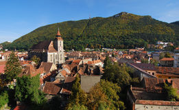 Schei in Brasov / Romania Royalty Free Stock Image