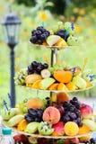 Scheibe der Frucht Lizenzfreie Stockbilder