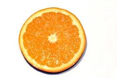Scheibe der Orange Lizenzfreies Stockbild