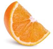 Scheibe der Orange Lizenzfreies Stockfoto