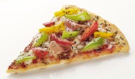 Scheibe der Pizza Lizenzfreies Stockbild