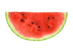 Scheibe der Wassermelone Stockbilder