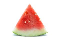 Scheibe der Wassermelone Lizenzfreie Stockfotografie