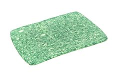Scheibe des grünen Käses Lizenzfreies Stockfoto