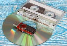 Scheiben-, Band- und Blitz-Antrieb Lizenzfreie Stockfotografie