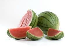 Scheiben der Wassermelone Lizenzfreies Stockbild