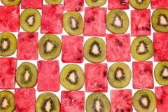 Scheiben-Frucht Stockbilder