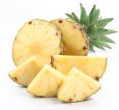 Scheiben von Ananas. Stockbilder