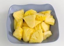 Scheiben von Ananas Lizenzfreie Stockfotos