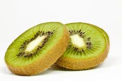 Scheiben von Kiwifruit Lizenzfreies Stockbild