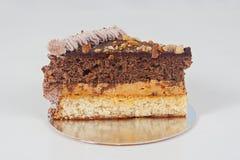 Scheibenkuchen Stockfoto
