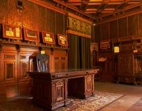 Scheibler Sitting room. Stock Image